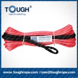 cuerda de la trenza de 20000lbs 10m m Dyneema UHMWPE para el torno eléctrico