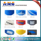 プールのための防水Hf RFIDのシリコーンの方法ブレスレット