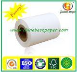 Venta de fábrica de papel térmico Fax 68g