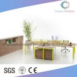 Forniture di ufficio di legno della stazione di lavoro di prezzi della Tabella poco costosa del calcolatore