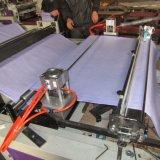 Laminoir de feuilles non tissé de machine de découpage de croix de sac de tissu (DC-HQ)