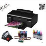 A4 Cheap imprimante pour impression en sublimation T50 CD avec bac pour CD et de la carte d'ID