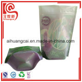 Bolsa de impressão personalizado Ziplock saco plástico de embalagem de sementes
