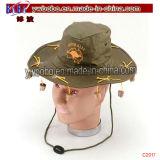 Don d'entreprise godet godet de bande Hat coton Hat coiffure (C2021)