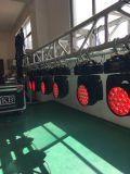 熱い販売19PCS 15W Osram LEDのズームレンズの移動ヘッドライト