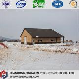 Sinoacmeの軽い鉄骨構造のプレハブの家