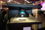 270 strumentazione olografica della scatola di presentazione della piramide dell'ologramma di grado 3D