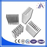 Теплоотвод оптовой продажи алюминиевого сплава 6063 для усилителя силы