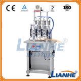 4 TÊTES Machine d'emballage de la machine de remplissage de parfum
