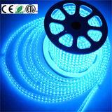 50m/Roll 120V/220V impermeabilizzano il regolatore di RGB dell'indicatore luminoso di striscia di 5050 RGB LED