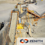 Steinproduktionszweig, Steinzerkleinerungsmaschine-Pflanze
