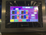 Máquina de relleno automática del lacre de la ampolla plástica líquida oral de Ggs-240 P10