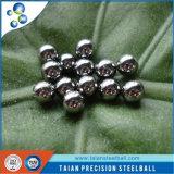 5mm Nickel-Plating a esfera de aço de carbono para recipiente de caneta