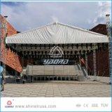 400x400mm boîte en aluminium Truss stade Truss