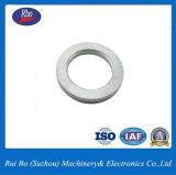 304/316 de arruela de fechamento lisa inoxidável da mola do aço DIN25201