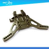 Pièces professionnelles CNC en aluminium, alliage d'aluminium CNC Precision Usinage, métal CNC avec finition agréable