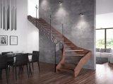 Treppenhaus-Hersteller-festes Holz-Treppen-Jobstepp