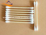 Machine chirurgicale de tampon de coton avec le boîtier plastique (machine de coton de tige)
