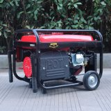 Bison (Chine) BS2500 (H) 2kw 2kv 1 an de garantie Air-Refroidi Key Start Portable Gasoline Small Generator AC