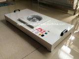 Unidade de filtro FFU do ventilador com o filtro da eficiência elevada 99.99% HEPA