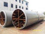 Máquina de secar tambor rotativo de alta capacidade