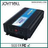 Monofásico de C.C. solar 12V 24V de la eficacia alta el 92% de la red al inversor de la energía solar de la CA 220V 1000W 2000W 3000W con el cargador