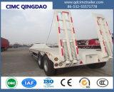Cimc beste Welle des Preis-3 60 Tonne Lowboy Schlussteil-LKW-Chassis