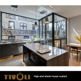 Hölzerner Furnier-Blattausgangsmöbel-volles Haus-Zoll Tivo-049VW