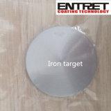 Blanco de la farfulla del hierro usada para la capa