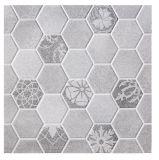 Azulejo de suelo de cerámica/azulejo de suelo de madera de la mirada