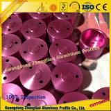 Profil en aluminium avec CNC traitement profond Taille et couleurs sur mesure