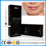 Reyoungel Deep for Anti-Wrinkle Hyaluronic Acid Dermal Filler (Certificado CE)
