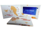 Hot Selling 7.0 Inches TFT LCD Video Screen Greeting Card