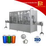 Máquina de rellenar automática de la poder de aluminio de las bebidas carbónicas