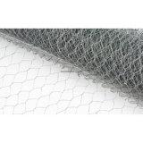 Rete metallica esagonale con il PVC ricoperto