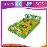 2016 nuova vendita calda Plaground con la strumentazione dell'interno di intrattenimento del trampolino