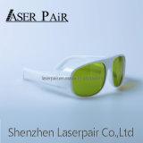 Vidros de segurança do laser dos óculos de proteção de segurança do laser de Shenzhen Laserpair com laser do Alexandrite