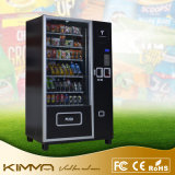 Bebida de café y snack Máquinas Expendedoras operadas por mdb
