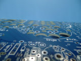 青いSoldermaskの重い銅5oz PCB回路2layer