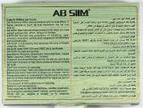 Ab Slim extrait de fines herbes Capslue efficace de la perte de poids minceur