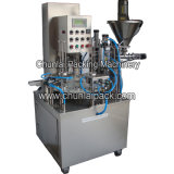 K-Cup Coffee Filling e Roll Film Sealing Machine