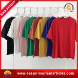 Runder Stutzen-kundenspezifische Shirt-Drucken-Technologie für Erwachsene