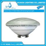 LED de luz LED piscina PAR56 RGB 9W / alta potencia de 27W LED PAR56 Thinckness Glass