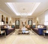 Matériel de construction, matériel de décoration, nouvelle conception en chêne en porcelaine fini en chêne Hetian Jade (800 * 800mm)