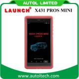De nieuwe Pros van de Lancering Realsed X431 Mini Volledige Lancering X431 PRO Mini 2017 van het Kenmerkende Hulpmiddel van de Auto van de Hulpmiddelen van het Systeem Automobiel