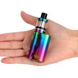 Mini cigarrillo Jomotech Lite 60W Vape del humo coloreado del arco iris