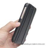 iPhone 8/8plus7/7plus/6s/6splus аргументы за сотового телефона неподдельного реального кожаный Flip передвижное