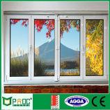 Qualitäts-Flügelfenster Windows mit Termpered Glas