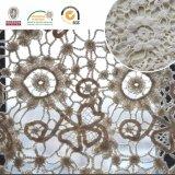 Del cotone del merletto del tessuto nuovo Parttern ricamo domestico africano E10030 di Texitles