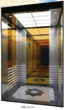 Les Chinois diplômées par CE lancent l'ascenseur de passager